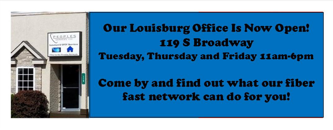 Louisburg Office Info