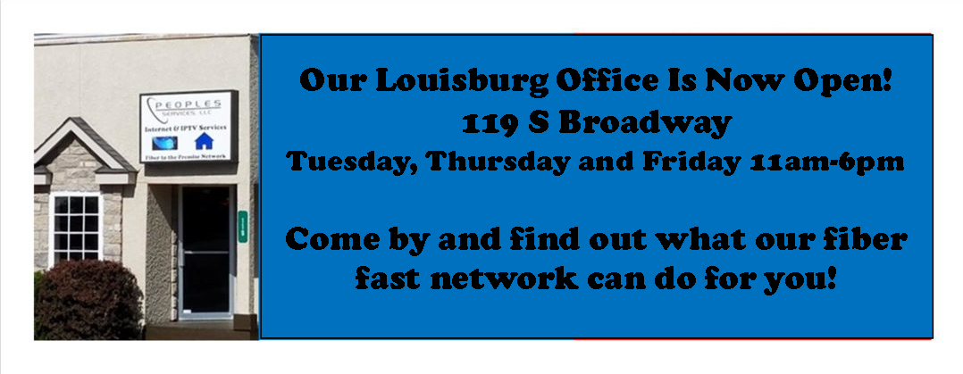 Louisburg Office Info